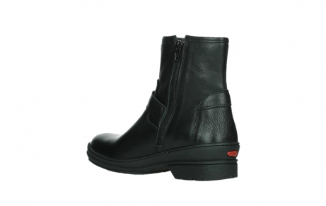 wolky ankle boots 07642 nitra wp 24000 black leather_16