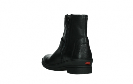 wolky ankle boots 07642 nitra wp 24000 black leather_17