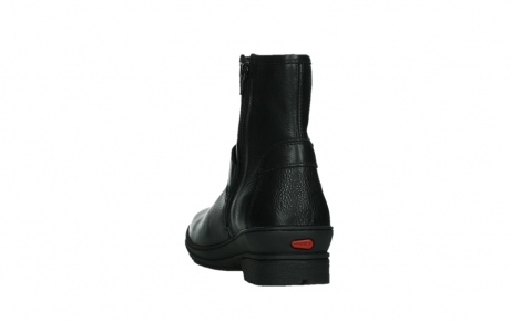 wolky ankle boots 07642 nitra wp 24000 black leather_18