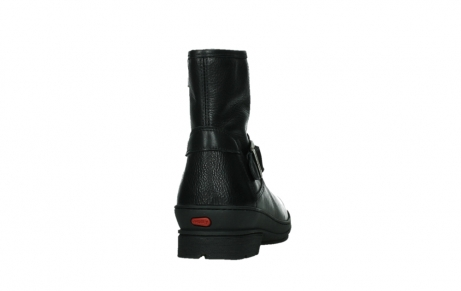 wolky ankle boots 07642 nitra wp 24000 black leather_20