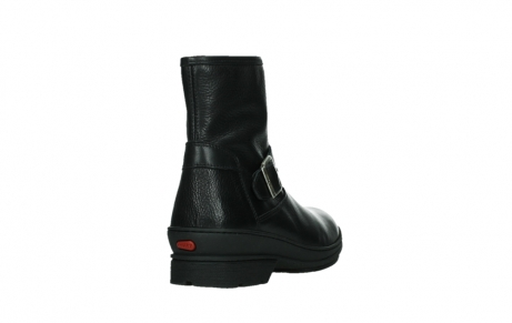 wolky ankle boots 07642 nitra wp 24000 black leather_21