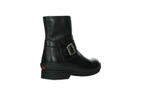 wolky ankle boots 07642 nitra wp 24000 black leather_22
