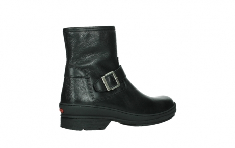 wolky ankle boots 07642 nitra wp 24000 black leather_23