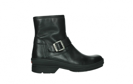 wolky ankle boots 07642 nitra wp 24000 black leather_24