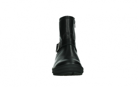 wolky ankle boots 07642 nitra wp 24000 black leather_7