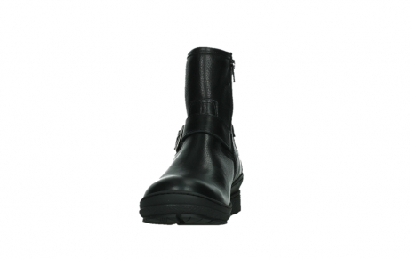 wolky ankle boots 07642 nitra wp 24000 black leather_8