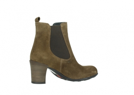 wolky ankle boots 07748 kelly 40310 mid brown oiled suede_11
