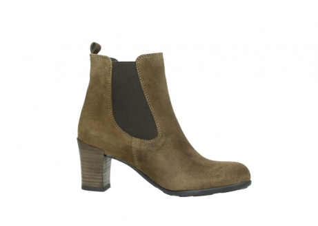 wolky ankle boots 07748 kelly 40310 mid brown oiled suede_14
