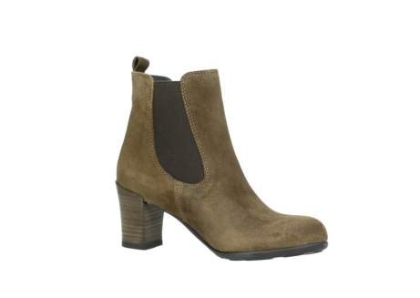 wolky ankle boots 07748 kelly 40310 mid brown oiled suede_15
