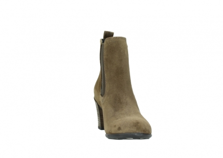 wolky ankle boots 07748 kelly 40310 mid brown oiled suede_18
