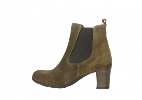 wolky ankle boots 07748 kelly 40310 mid brown oiled suede_2