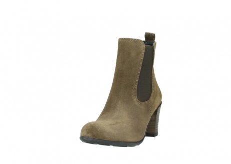 wolky ankle boots 07748 kelly 40310 mid brown oiled suede_21