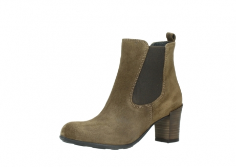 wolky ankle boots 07748 kelly 40310 mid brown oiled suede_23