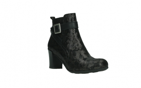 wolky ankle boots 07749 raquel 47210 anthracite suede_4