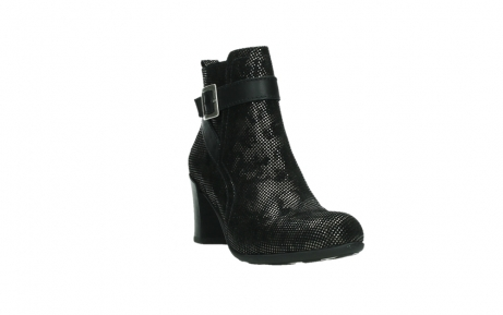 wolky ankle boots 07749 raquel 47210 anthracite suede_5