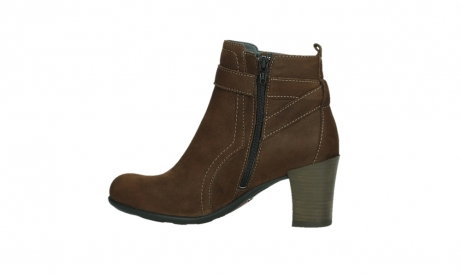 wolky ankle boots 07749 raquel 13410 tabaccobrown nubuckleather_14
