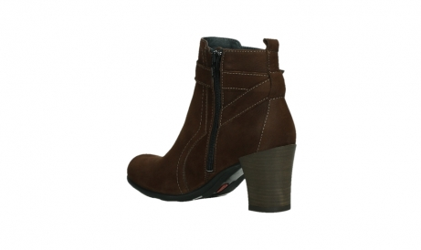 wolky ankle boots 07749 raquel 13410 tabaccobrown nubuckleather_16