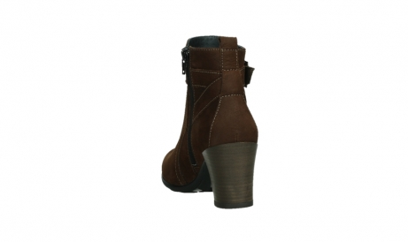 wolky ankle boots 07749 raquel 13410 tabaccobrown nubuckleather_18