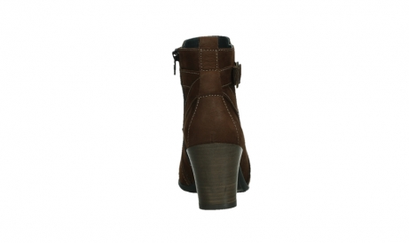 wolky ankle boots 07749 raquel 13410 tabaccobrown nubuckleather_19