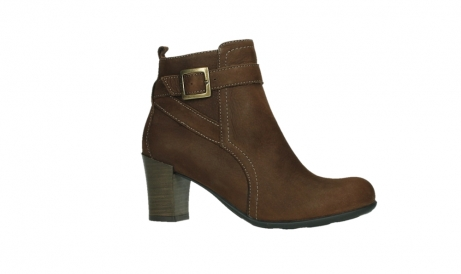wolky ankle boots 07749 raquel 13410 tabaccobrown nubuckleather_2
