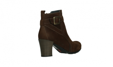 wolky ankle boots 07749 raquel 13410 tabaccobrown nubuckleather_22