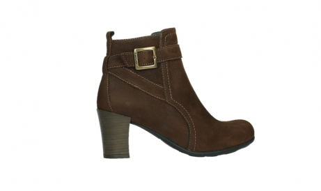 wolky ankle boots 07749 raquel 13410 tabaccobrown nubuckleather_24