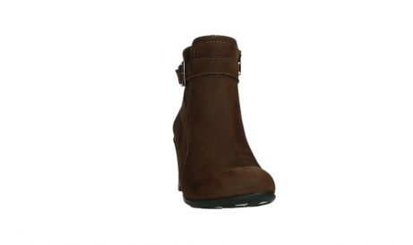 wolky ankle boots 07749 raquel 13410 tabaccobrown nubuckleather_6