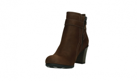 wolky ankle boots 07749 raquel 13410 tabaccobrown nubuckleather_9