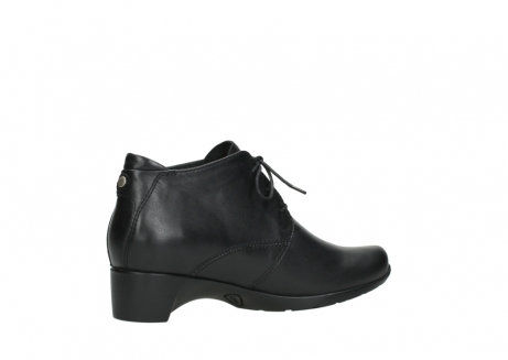 wolky ankle boots 07821 zircon 20000 black leather_11