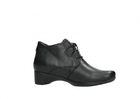 wolky ankle boots 07821 zircon 20000 black leather_14