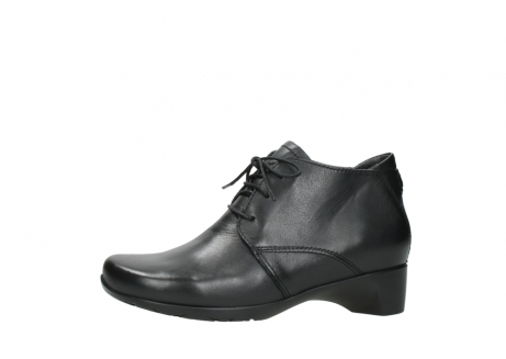 wolky ankle boots 07821 zircon 20000 black leather_24