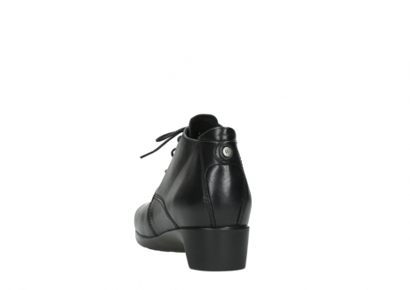 wolky ankle boots 07821 zircon 20000 black leather_6