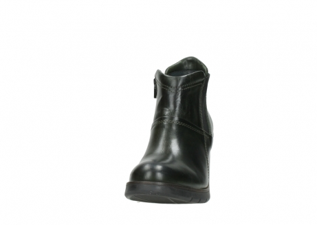 wolky ankle boots 08060 astana 30730 forest leather_20