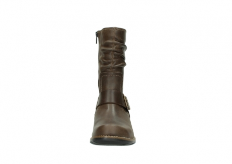 wolky mid calf boots 00572 lis 50152 taupe leather_19
