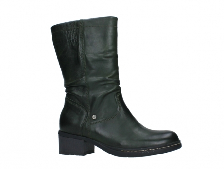 wolky mid calf boots 01261 edmonton 30730 forest green leather_2
