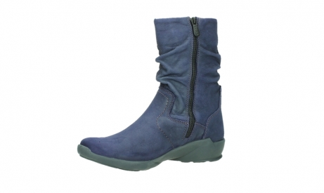 wolky mid calf boots 01572 luna 11600 purple nubuckleather_11