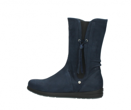 wolky mid calf boots 02425 newton wp 13800 blue nubuckleather_2