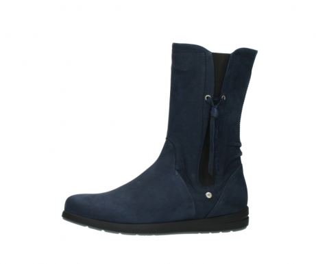 wolky mid calf boots 02425 newton wp 13800 blue nubuckleather_24