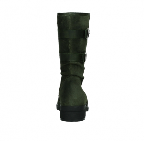 wolky mid calf boots 02626 willis 45730 forestgreen suede_19