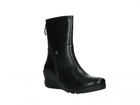 wolky mid calf boots 03876 newtok 30000 black leather_4
