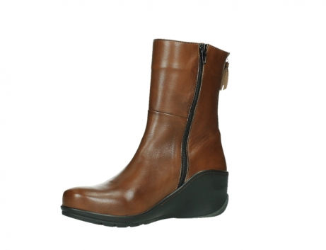 wolky mid calf boots 03876 newtok 30430 cognac leather_11