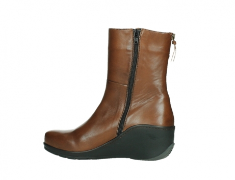 wolky mid calf boots 03876 newtok 30430 cognac leather_14
