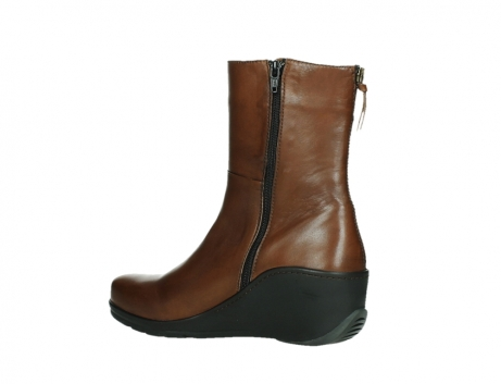 wolky mid calf boots 03876 newtok 30430 cognac leather_15