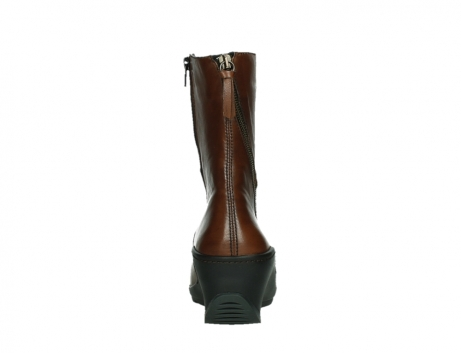 wolky mid calf boots 03876 newtok 30430 cognac leather_19