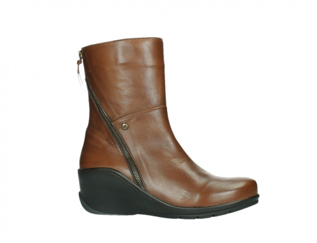 wolky mid calf boots 03876 newtok 30430 cognac leather_2