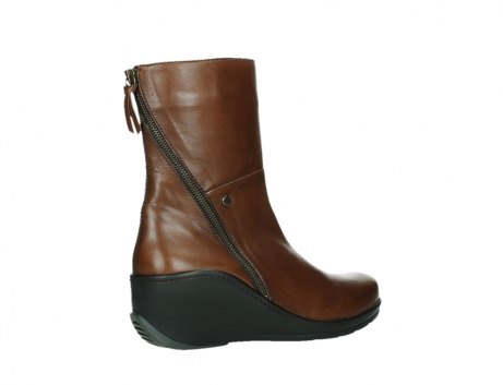 wolky mid calf boots 03876 newtok 30430 cognac leather_23