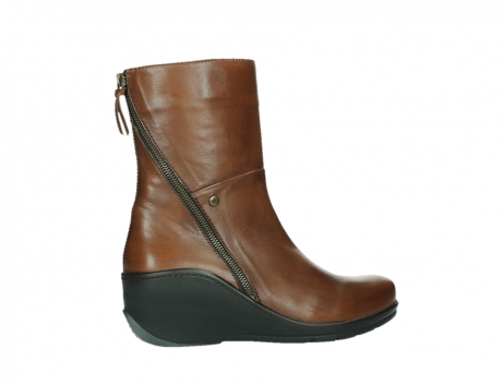 wolky mid calf boots 03876 newtok 30430 cognac leather_24