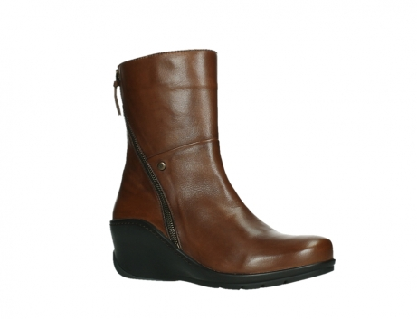 wolky mid calf boots 03876 newtok 30430 cognac leather_3