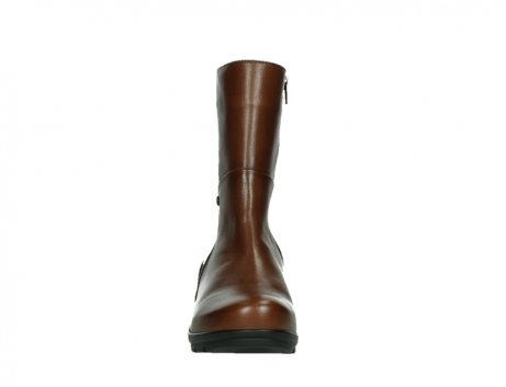 wolky mid calf boots 03876 newtok 30430 cognac leather_7
