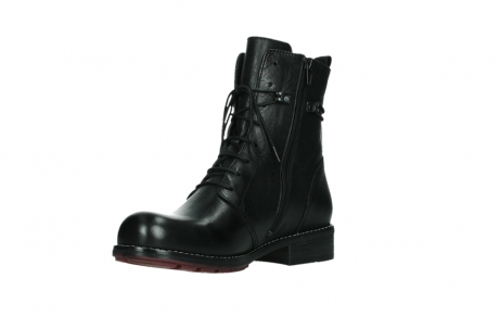 wolky mid calf boots 04432 murray 20000 black leather_10